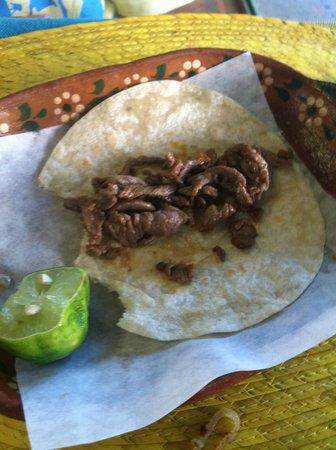 Catrina De Mis Sabores: tacos