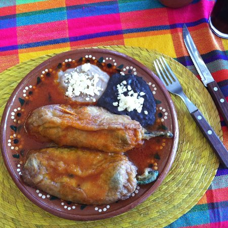 Catrina Restaurant: Best Chile Rellenos I've ever had
