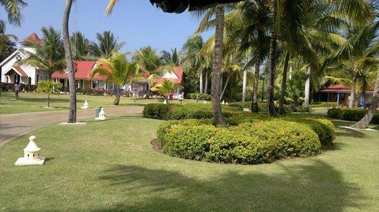 Tropical Princess Beach Resort & Spa: Parque