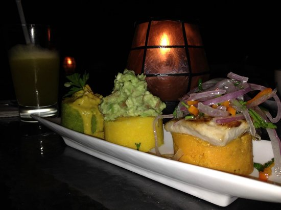 El Albergue Restaurant: Causas