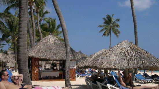 Tropical Princess Beach Resort & Spa: Area da praia