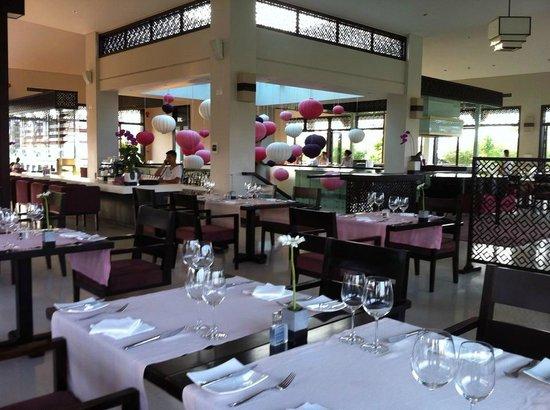 Fusion Maia Da Nang: Dining area