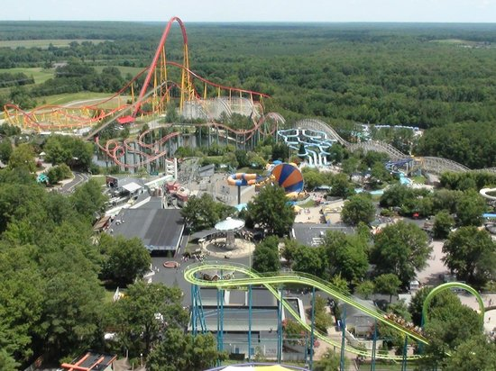Kings Dominion: Park View
