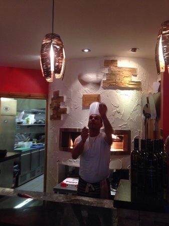 Cibo Restaurant: Pizza @ Cibo!