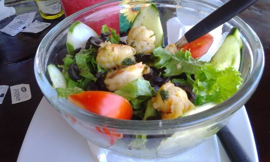 Locanda : Prawn Salad