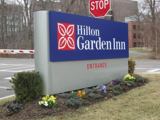 hilton garden inn stony brook entrance sign - Hilton Garden Inn Stony Brook