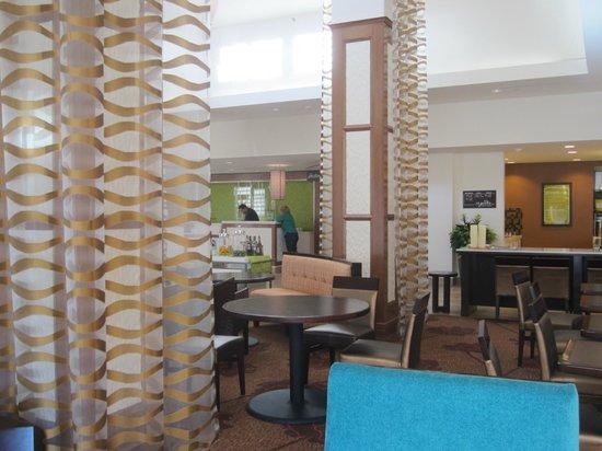 Hilton Garden Inn Stony Brook: Lobby