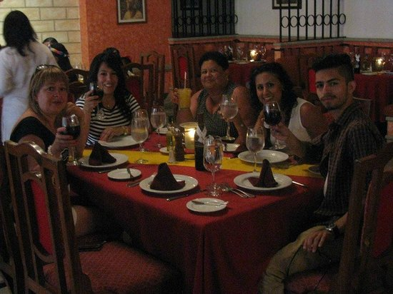Barcelo Ixtapa: El Mexicano Restaurant