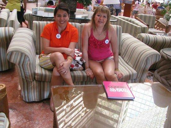 Barcelo Ixtapa: Lobby del Hotel
