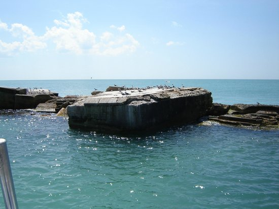 Island Boat Adventures : Snorkeling spot