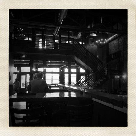 The Exchange Pub + Kitchen: Downstairs.