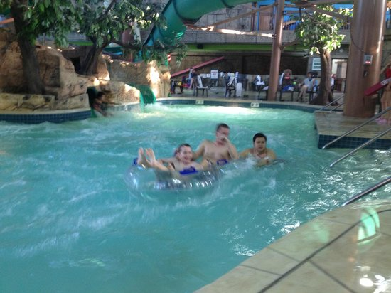 Mt. Olympus Resort : pool