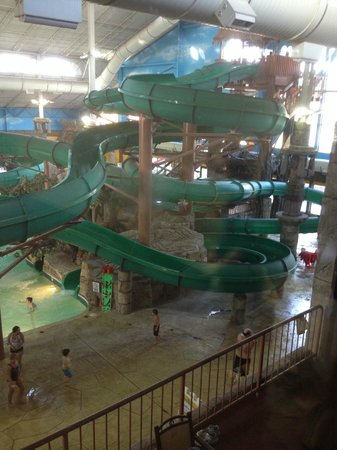 Mt. Olympus Resort : Slides