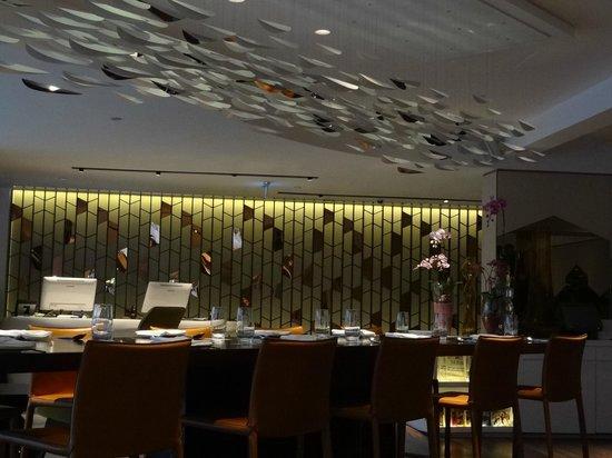 Naumi Hotel: nice decor