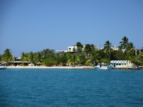 Hotel on the Cay : The Cay