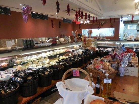 Mercato: The deli counter