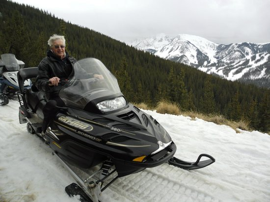 A.A. Taos Ski Valley Wilderness Adventures : Great view