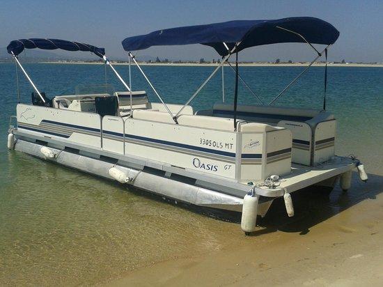 Cap John Boat Tours Olhao