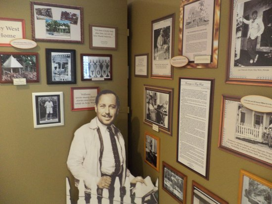 Tennessee Williams Key West Exhibit