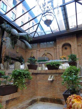 Vincci Albayzin: Mais uma do Restaurante do hotel
