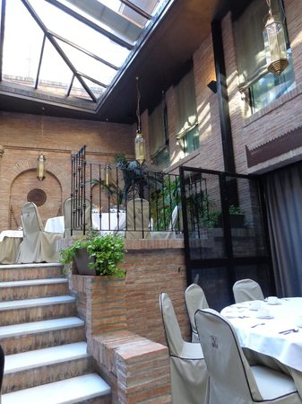 Vincci Albayzín : Restaurante do Hotel, onde foi o café-da-manhã