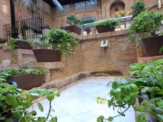 Vincci Albayzin: Visão do restaurante