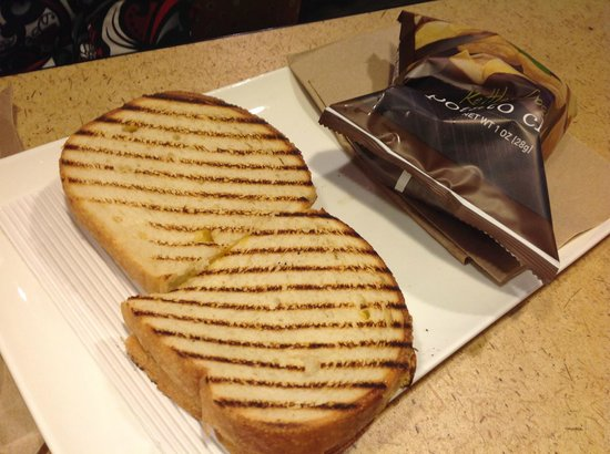 Panera: Classic Grilled Cheese.