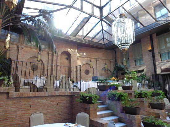 Vincci Albayzin: Restaurante