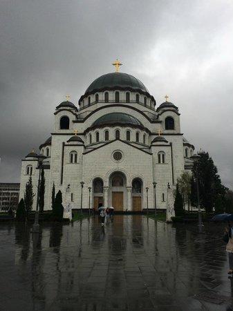 St. Sava Temple (Hram Svetog Save): Hram Svetog Save