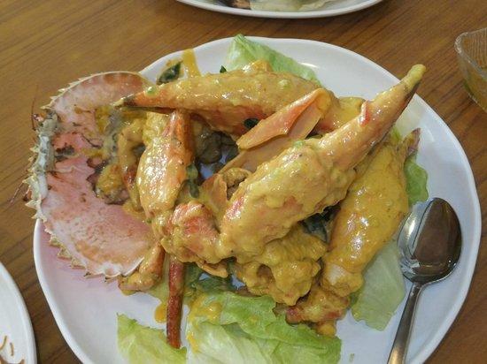 Jumbo Seafood : Salted Egg Crab 2kg