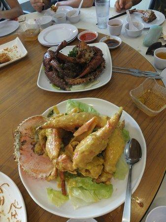 Jumbo Seafood : Giant Sri Lakan's Crabs