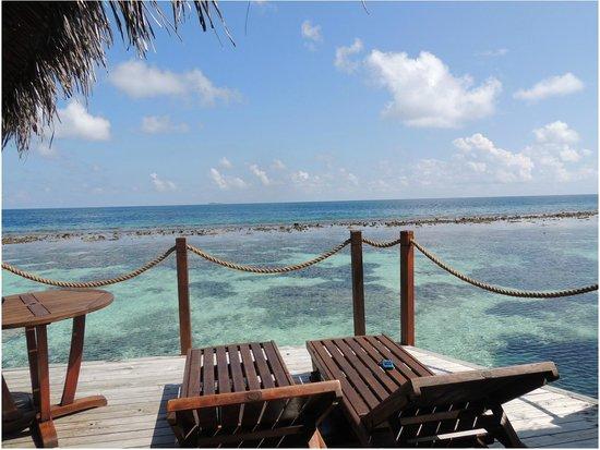 Mirihi Island Resort: nice view