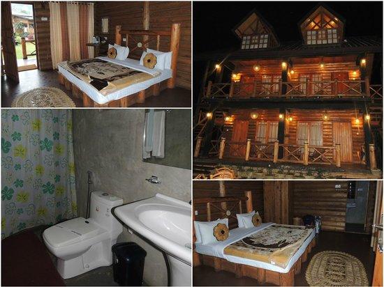 Queens Wood Cottage : room