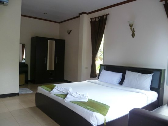 Seabreeze Hotel Kohchang : the bigger room