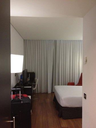 Axor Feria Hotel: Quarto