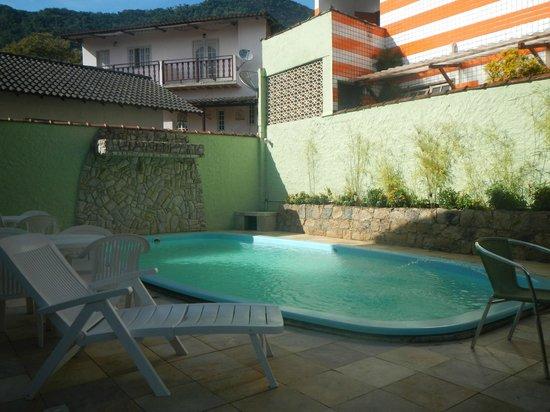 Pousada Anambe: piscina