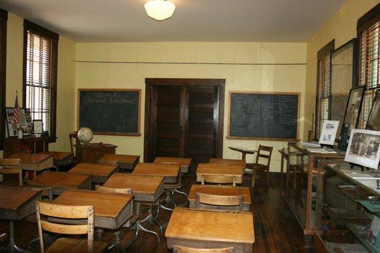 Old Fairbank School house