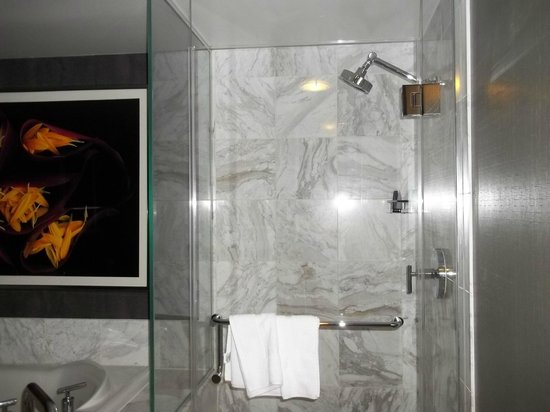 MGM Grand Hotel and Casino: Shower