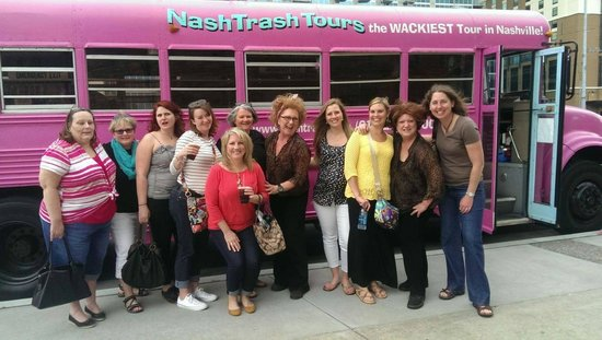 NashTrash Tours: April, 2014