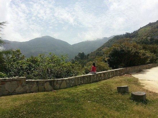 Posada La Hacienda Vieja: alrededor de posada