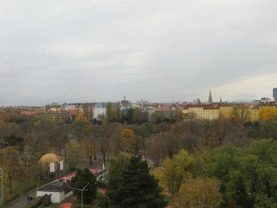 Vista desde el Riesenrad