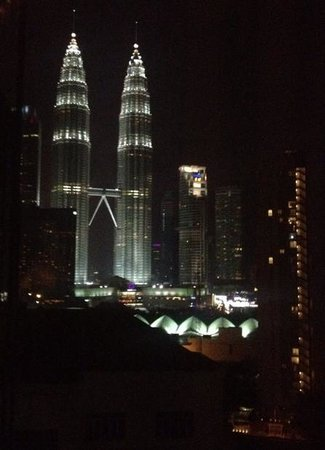 Pullman Kuala Lumpur City Centre Hotel And Residences : View from my room