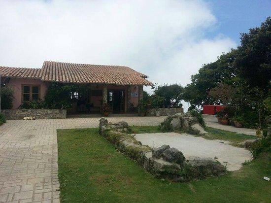 Posada La Hacienda Vieja: antrada2