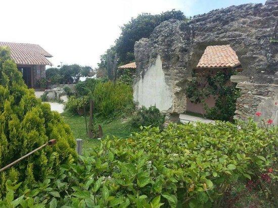 Posada La Hacienda Vieja: alrededor