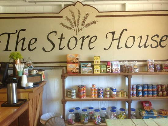 The Store House (interior)