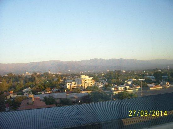 InterContinental Mendoza: vista desde la habitacion