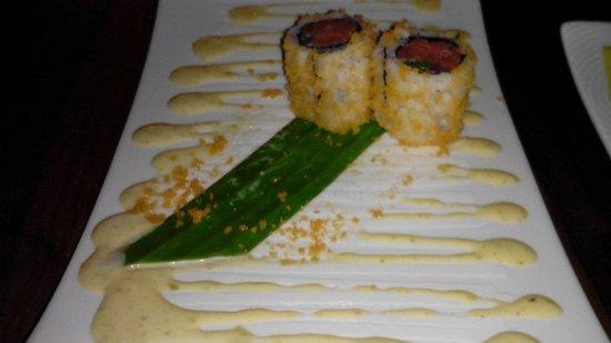 Metro Rahu: Sushi on mayonnaise