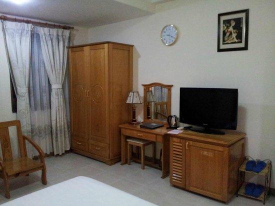 Ho Sen Hotel: room