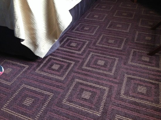 Comfort Inn Asheville Airport: New Carpeting