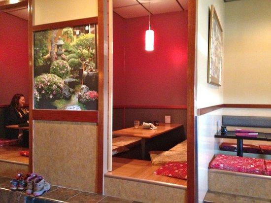 Moritomo Japanese Restaurant: Private Room
